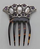 Impressive Arts & Crafts Comb Attributed to GUILD OF HANDICRAFT LTD. (worked 1888-1908)