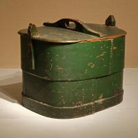 Early 19th Century Swedish Bentwood Box